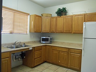 Community Room - Kitchen