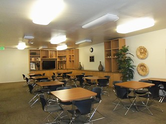 Community Room - Activity Room